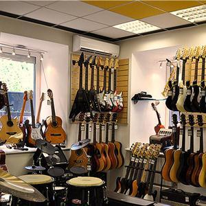 Музыкальные магазины Шигон