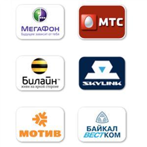 Операторы сотовой связи Шигон