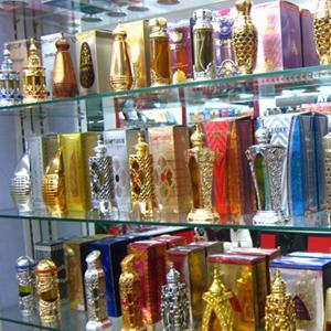 Парфюмерные магазины Шигон