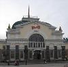 Железнодорожные вокзалы в Шигонах