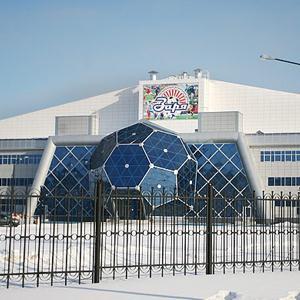 Спортивные комплексы Шигон