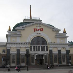 Железнодорожные вокзалы Шигон