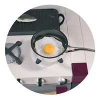 Кафе Jаm - иконка «кухня» в Шигонах